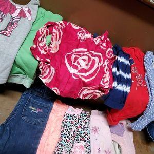 12-18mo Baby Girl Bundle/11+pcs